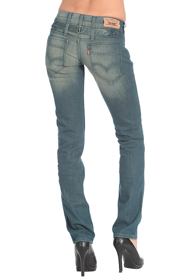 Denim Jeans 571 levis Slim Blue Fit Levis Fit Women FJlK1c