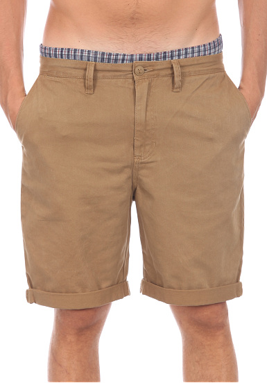 Vans Excerpt - Chino Shorts for Men - Brown - Planet Sports