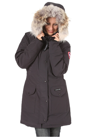 Canada Goose coats online shop - CANADA GOOSE Trillium - Functional Jacket for Women - Blue ...