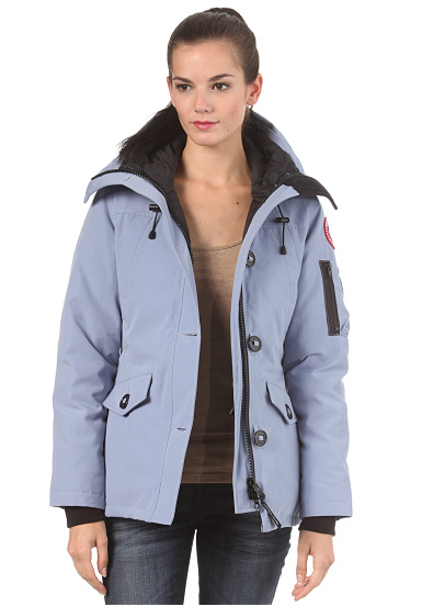 Canada Goose parka outlet cheap - CANADA GOOSE Montebello - Functional Jacket for Women - Purple ...
