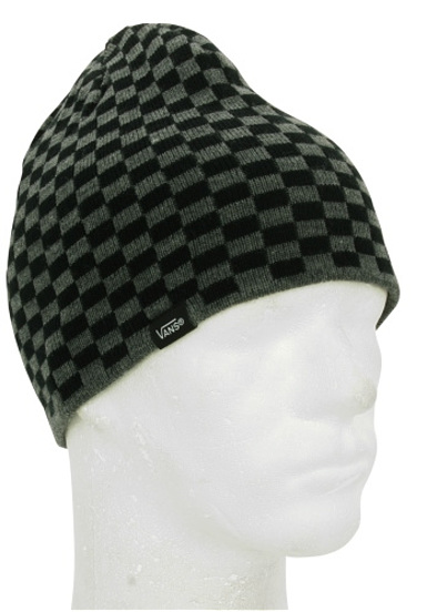 2a48e944454 Vans Which Way Now Reversible Beanie - Beanie for Men - Grey ...