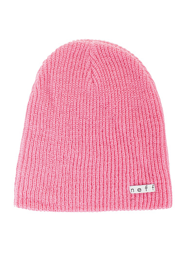 90fc827e986 NEFF Daily - Beanie - Pink - Planet Sports