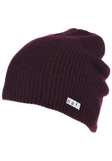 aac21b0184d NEFF Daily - Beanie - Red - Planet Sports