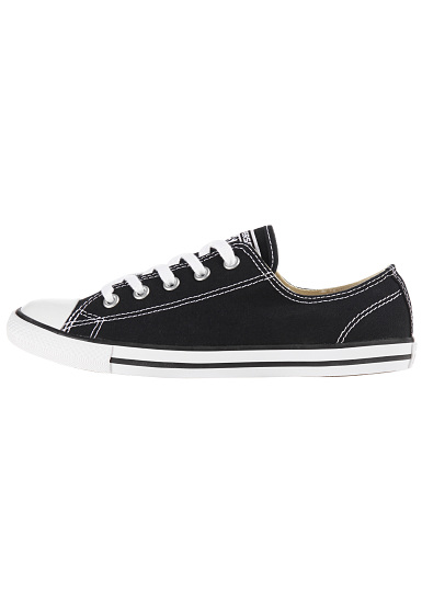 Converse Chuck Taylor All Star Dainty Ox - Sneakers for Women - Black d1e2fbf8f