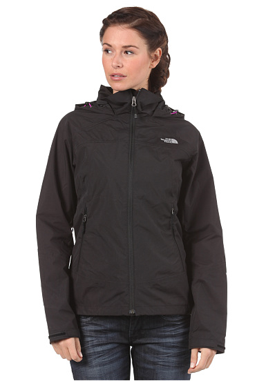 500f2490ef4 ... THE NORTH FACE StraTos Jacket - Functional Jacket for Women - Black .