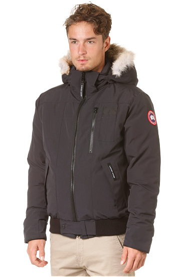 Canada Goose coats online official - CANADA GOOSE Borden Bomber Jacket - Functional Jacket for Men ...