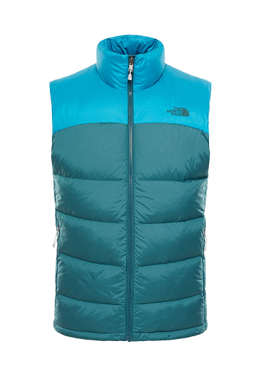 the north face chaleco hombre