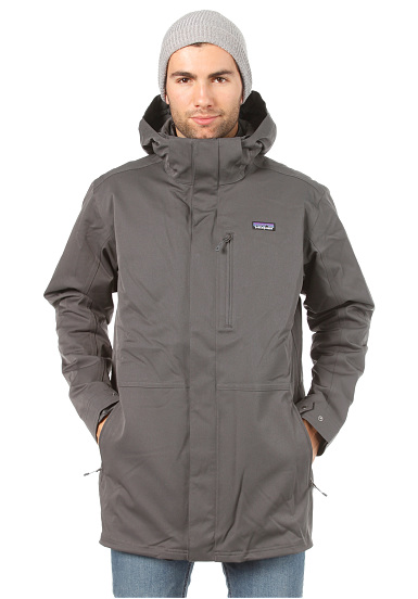 PATAGONIA Tres 3IN1 Parka Jacket - Coat for Men - Grey - Planet Sports