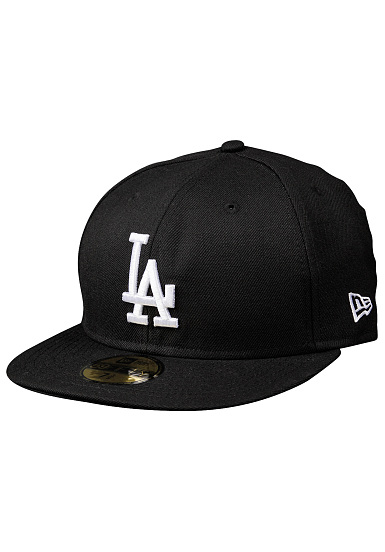 NEW Era 59Fifty Los Angeles Dodgers - Gorra ajustada - Negro ... 5697c0dbaf9