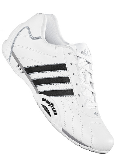 new style 8d64c 78145 ADIDAS Adi Racer Low J - Sneakers - White - Planet Sports