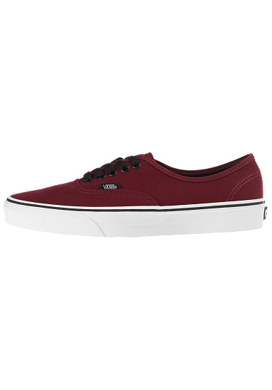 Vans Authentic - Zapatillas - Rojo