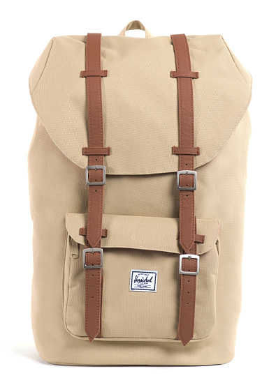 herschel supply co little america backpack beige planet sports. Black Bedroom Furniture Sets. Home Design Ideas