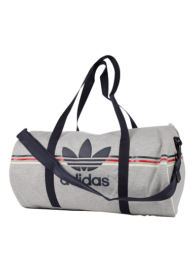 Outlet New Jersey >> ADIDAS Ac Jersey Duffle Bag L - Gym Bag - Grey - Planet Sports