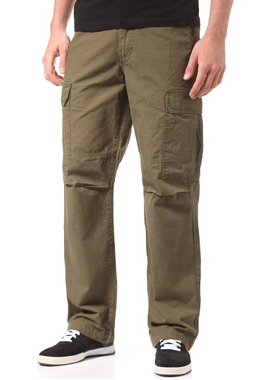 dickies new york pantalon cargo pour homme vert planet sports. Black Bedroom Furniture Sets. Home Design Ideas