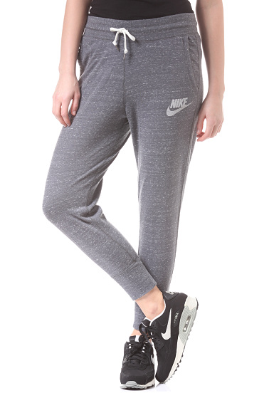 nike sportswear gym vintage pantalon de surv tement pour femme gris planet sports. Black Bedroom Furniture Sets. Home Design Ideas
