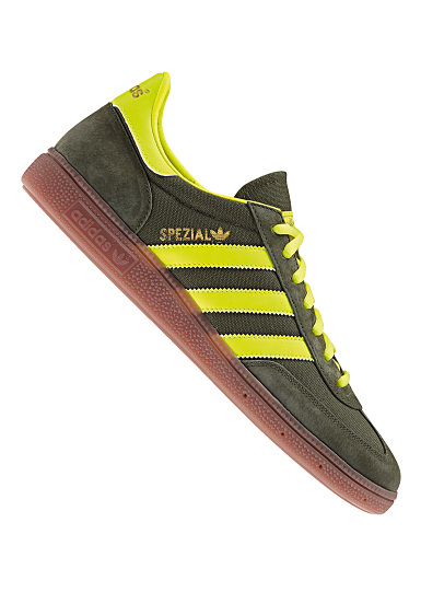 adidas spezial sneakers f r herren gr n planet sports. Black Bedroom Furniture Sets. Home Design Ideas