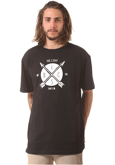 Light Arrow - Camiseta para Hombres - Negro
