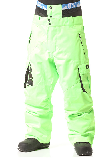 picture park avenue pantalon de snowboard pour homme vert planet sports. Black Bedroom Furniture Sets. Home Design Ideas