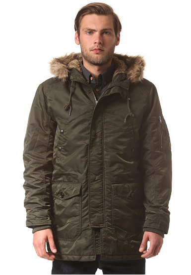 Jack & Jones Union Vintage Parka CP1414