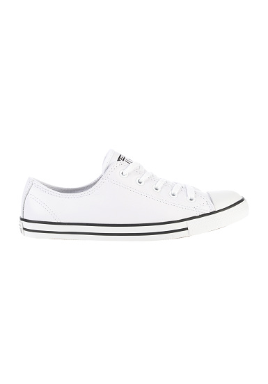 4db63c32a11e2 Converse Chuck Taylor All Star Dainty Ox - Sneakers for Women - White