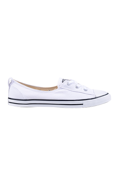 5cc74712631 Converse Chuck Taylor Ballet Lace - Slip-Ons for Women - White ...