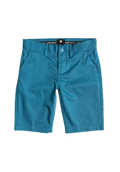 In fact we could live in shorts if Mother Nature allowed us. For the summer season we're seeing lots of faded colors, stripes and a great variety of sweatshorts in addition to the classic flat front chino shorts.
