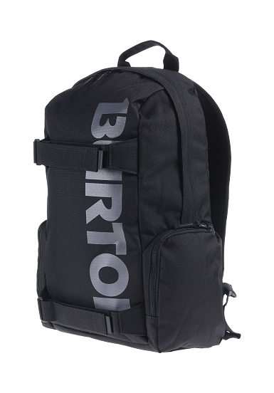 burton emphasis rucksack schwarz planet sports. Black Bedroom Furniture Sets. Home Design Ideas