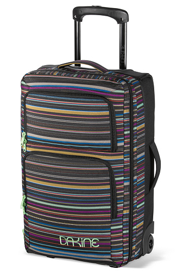 dakine carry on roller 40l sac de voyage pour femme multicolore planet sports. Black Bedroom Furniture Sets. Home Design Ideas