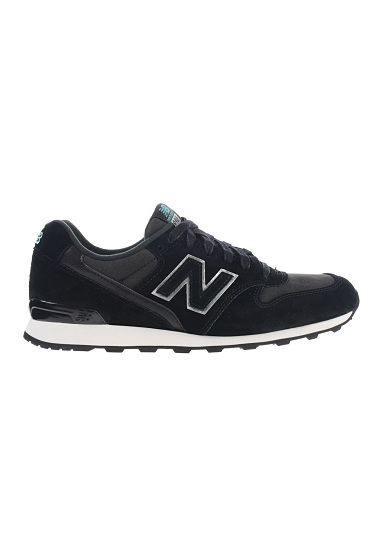 NEW BALANCE WR996 D - Baskets pour Femme - Noir - Planet Sports