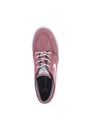 van location - NIKE SB Zoom Stefan Janoski Canvas - Baskets pour Homme - Rouge ...