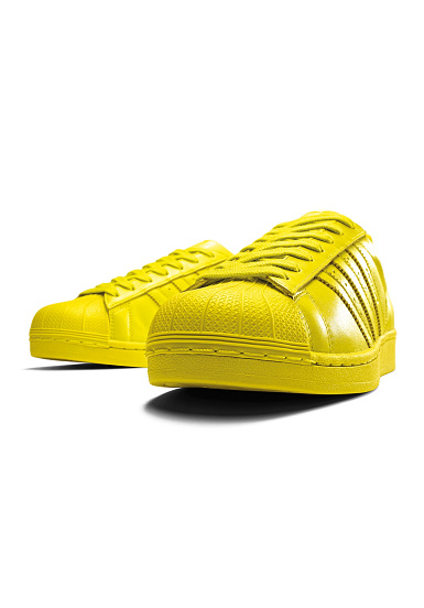 adidas superstar damen gelb