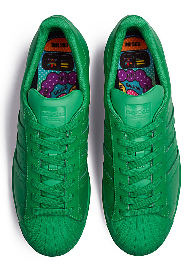 adidas supercolor verdes
