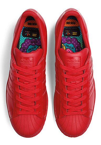 adidas supercolors rosse
