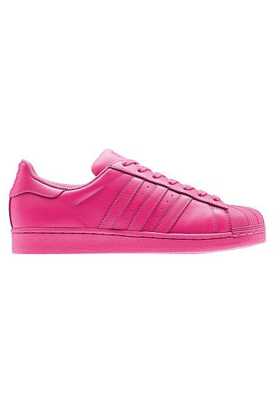 Zapatillas Superstar Adidas Rosadas