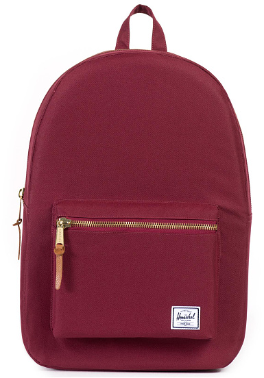 herschel supply co settlement classics rucksack rot planet sports. Black Bedroom Furniture Sets. Home Design Ideas