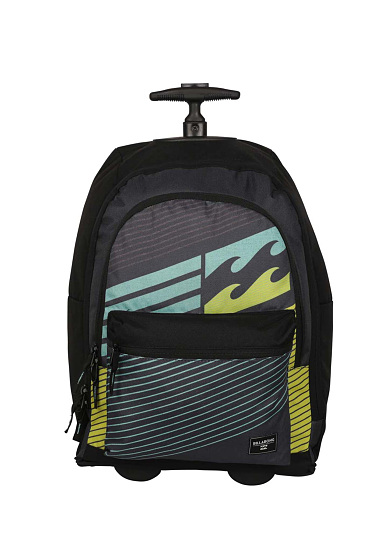 BILLABONG Walk N Roll - Backpack for Kids Boys - Grey - Planet Sports