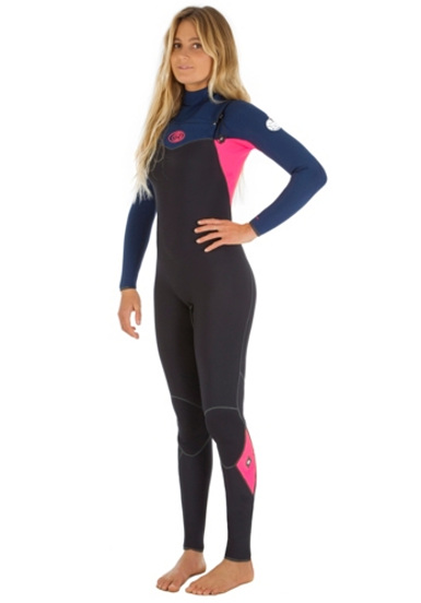 Rip Curl Flashbomb 32 GB Steamer - Wetsuit for Women - Blue - Planet ... ab13cdfc5