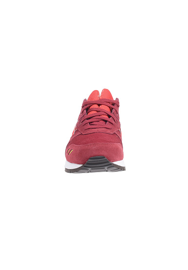 asics sneakers rood dames