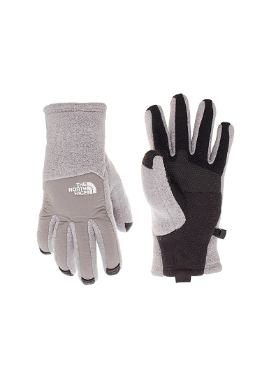 the north face denali etip gants pour femme gris planet sports. Black Bedroom Furniture Sets. Home Design Ideas