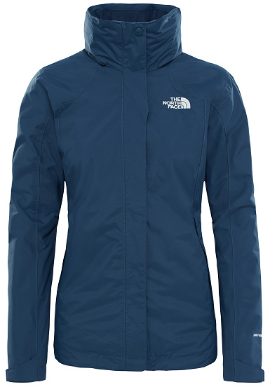 north face evolve ii triclimate mujer