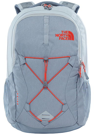 THE NORTH FACE Jester 26L - Mochila para Mujeres - Gris