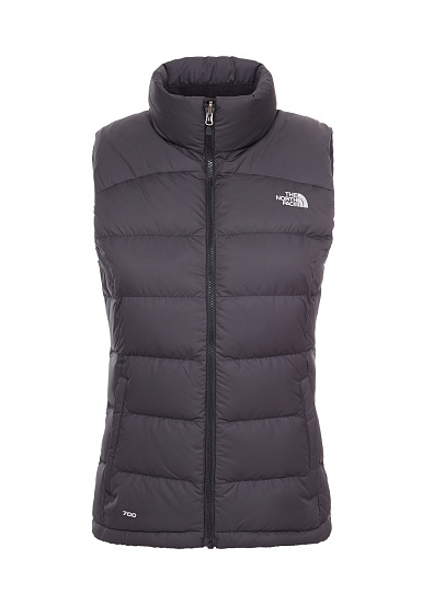 THE NORTH FACE Nuptse 2 - Outdoor Vest for Women - Black - Planet Sports 9a07fd6f74e0