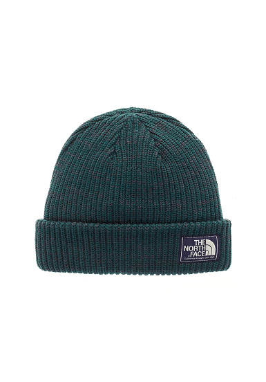 THE NORTH FACE Salty Dog - Beanie - Green - Planet Sports 8324a67f26d