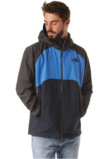 The Voor Stratos Sports Face Planet Heren Jas North Outdoor Blauw rxXrw7HqE