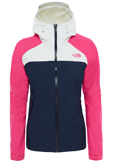 bd9370022d THE NORTH FACE Stratos - Veste fonctionnelle pour Femme - Multicolore