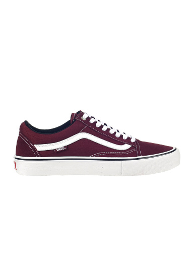 Vans Old Skool Rouge Homme