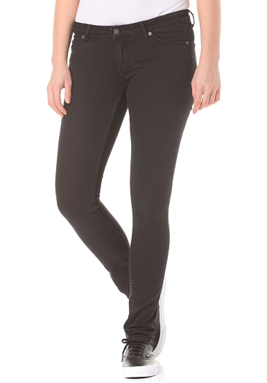 Cheap Monday Slim - Vaqueros para Mujeres - Negro