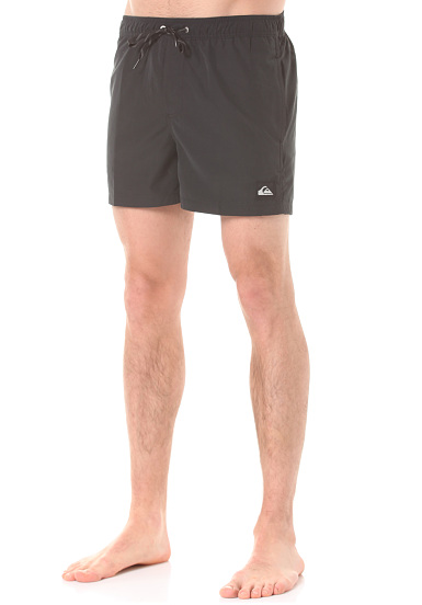 71c131dc5df0a6 Quiksilver Everyday 15 - Short de bain pour Homme - Noir - Planet Sports