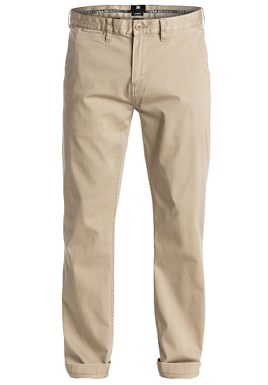 DC Worker Straight - Pantalón para Hombres - Beige
