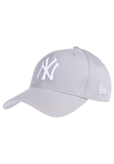 4f31d4b1403bc NEW Era 39Thirty New York Yankees - Gorra de ajuste flexible - Gris ...